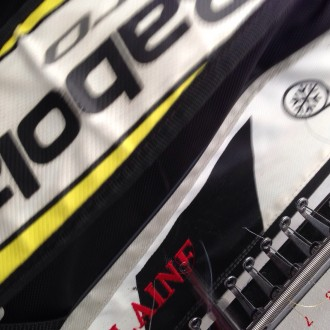 Bolsa raquetas de tenis